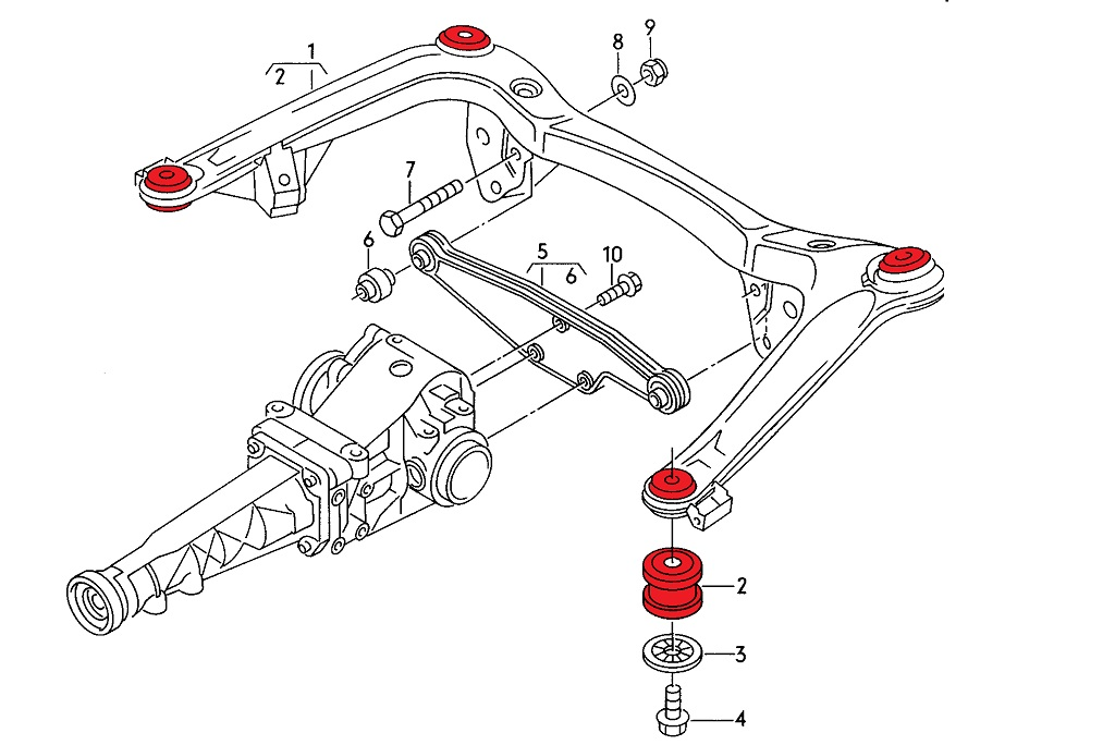 audi rear suspension diagram  audi  wiring diagrams