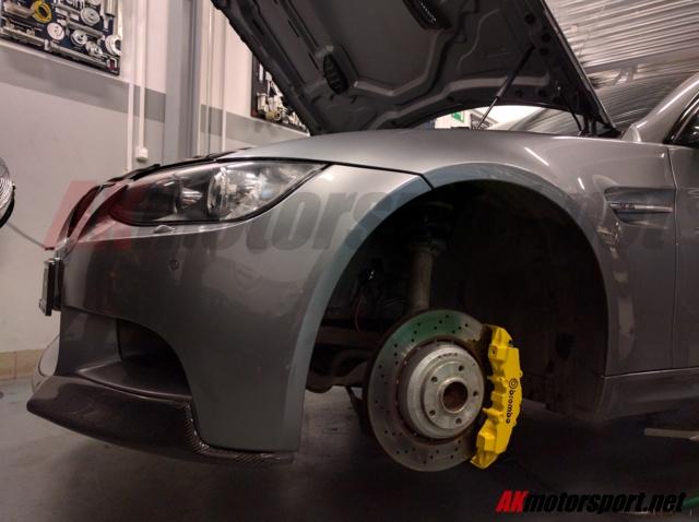 Bmw M3 E90 E92 E93 Front Big Brake Kit For 360 Mm Oem