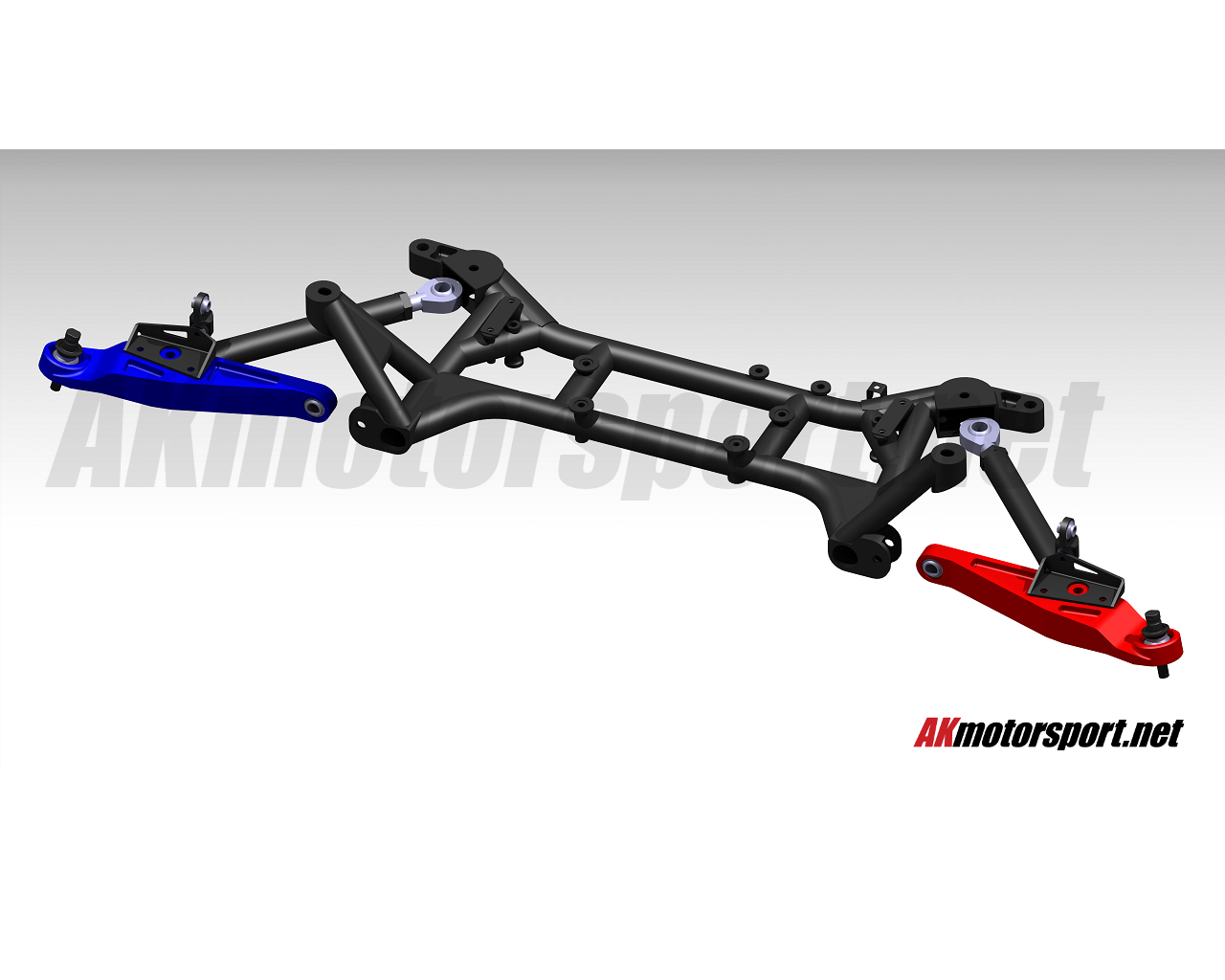 Mitsubishi Lancer EVO X Complete R4 Suspension kit - AKmotorsport.net